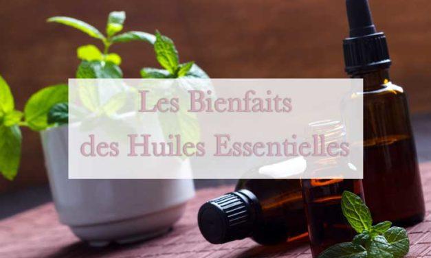 Avantages pour la santé des huiles essentielles