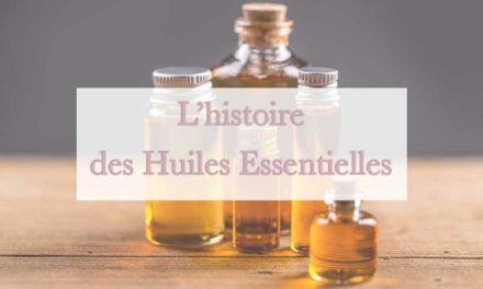 La passionnante histoire des huiles essentielles
